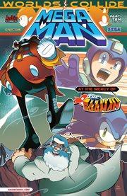 Mega man. Issue 27 cover image