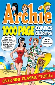 Archie 1,000 page comics celebration cover image