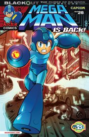 Mega man. Issue 28 cover image