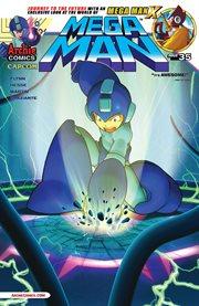 Mega man. Issue 35 cover image