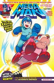 Mega man. Issue 36 cover image