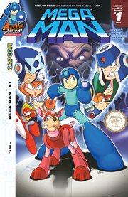 Mega man. Issue 41 cover image