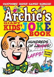 Archie's giant kids' joke book cover image