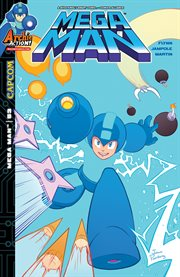 Mega man. Issue 53 cover image