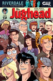 Jughead (2015). Issue 10 cover image