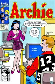 Archie. Issue 424 cover image