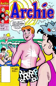 Archie. Issue 427 cover image