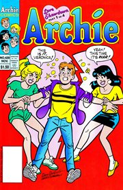 Archie. Issue 429 cover image