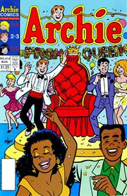 Archie. Issue 414 cover image