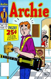 Archie. Issue 419 cover image
