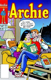 Archie. Issue 420 cover image