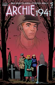 Archie: 1941. Issue 5 cover image