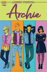 Archie (2015-). Issue 704 cover image
