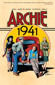 Archie. Volume 1, The new Riverdale cover image