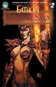 Fathom: the elite saga. Issue 2 cover image