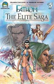Fathom: the elite saga. Issue 5 cover image
