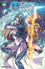 Fathom: kiani volume 4. Issue 1 cover image