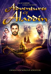 Adventures of Aladdin cover image