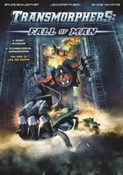 Transmorphers. Fall of man cover image