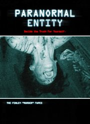 """Paranormal entity the Finley """"murder"""" tapes cover image"""
