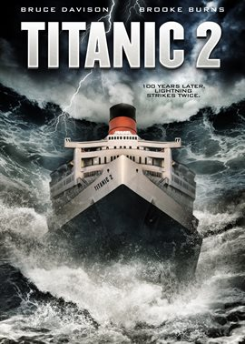 Cover image for Titanic II