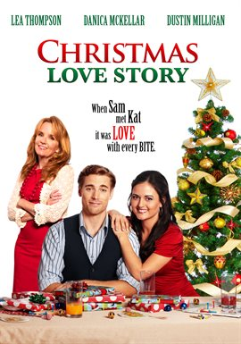 Christmas Love Story: Love At The Christmas Table image cover