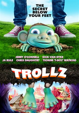 Cover image for Trollz