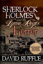 Sherlock Holmes and the Lyme Regis Horror cover image