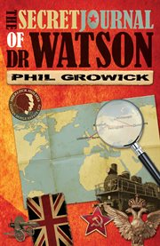 The secret journal of Dr. Watson cover image