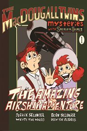 The amazing airship adventure cover image