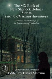 MX book of new Sherlock Holmes stories. Part V, Christmas adventures cover image