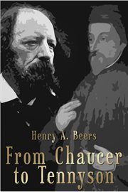 From Chaucer to Tennyson