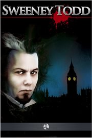 Sweeney Todd the barber of Fleet Street cover image