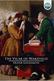 The Vicar of Wakefield a tale cover image