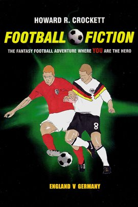 Cover image for Football Fiction: England v Germany