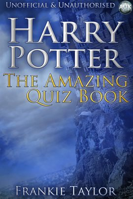 Harry Potter: The Amazing Quiz Book