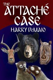 The attaché case cover image