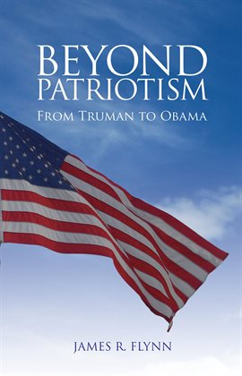 Cover image for Beyond Patriotism