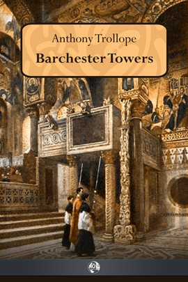 Cover image for Barchester Towers