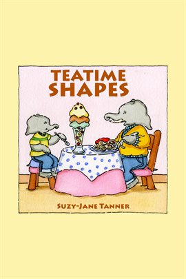 Cover image for Teatime Shapes