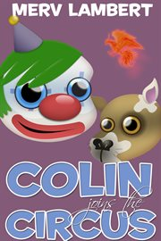 Colin joins the circus cover image