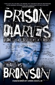 Prison diaries : from the concrete coffin cover image