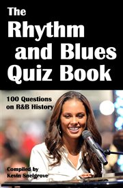 The Rhythm and Blues Quiz Book