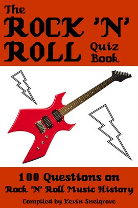 Cover image for The Rock 'n' Roll Quiz Book