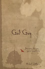 God guy becoming the man you're meant to be cover image