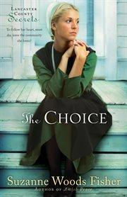 The choice a novel cover image