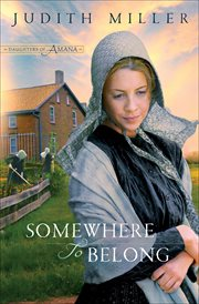 Somewhere to belong cover image