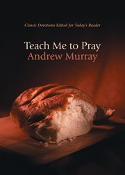 Teach Me To Pray cover image