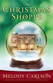 The Christmas shoppe cover image