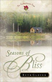 Seasons of bliss a novel cover image